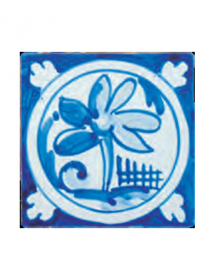 Decorative tile 01AG-OR14