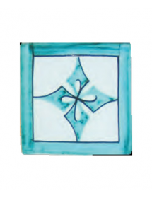 Decorative tile 01AG-OR10