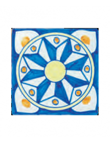 Decorative tile 01AG-OR12