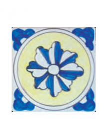 Decorative tile 01AG-OR13
